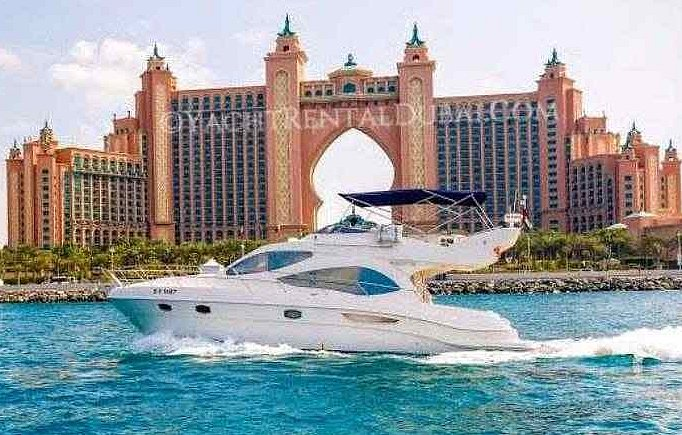 Yacht hire Dubai, yacht 44 ft., price: from 450 aed per hour
