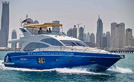 Hire yacht 64 ft. in Dubai, capacity: 15-25 people