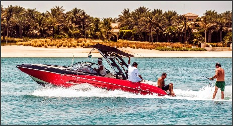 wake boarding in dubai,fishing in dubai with DubaiSeaFun