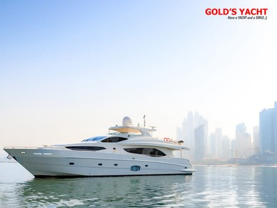 Yacht rental dubai, 101 ft (33 metres)