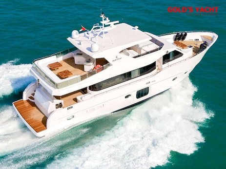 Yachts and Boats Rental in Dubai - Gold's Yacht