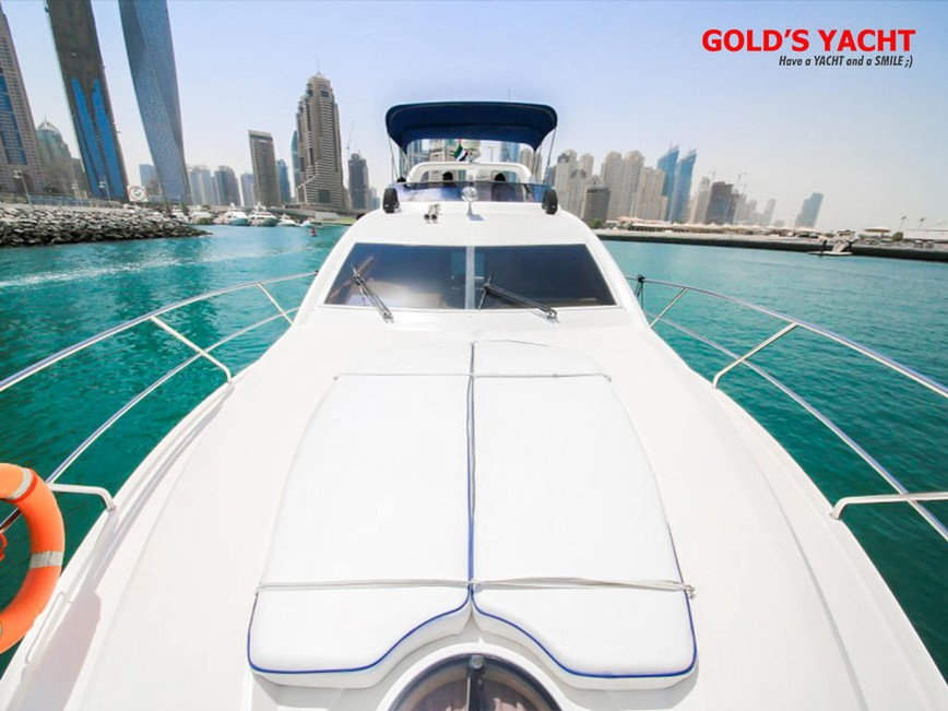 Yacht 55 ft - Standard - for 23 people - Gold's Yacht